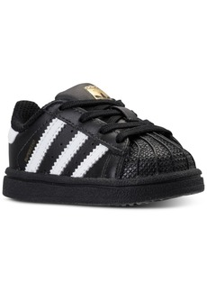 adidas Toddler Boys' Originals Superstar Sneakers from Finish Line
