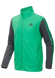adidas Toddler Boys Zip-Up Tricot Jacket