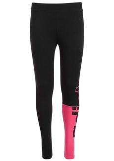 adidas Toddler Girls Linear Split Tights
