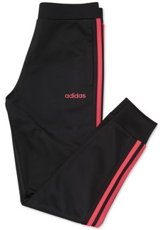 adidas Toddler Girls Linear Tricot Jogger Pants