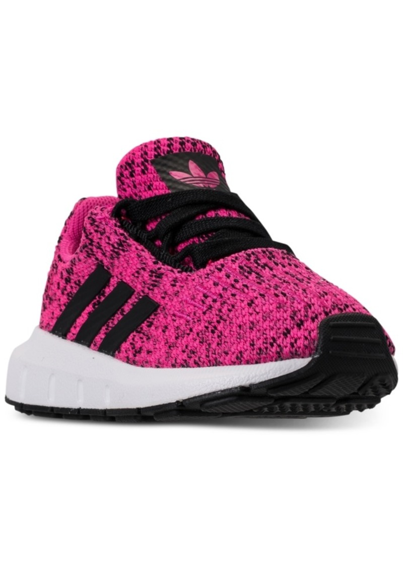 adidas Toddler Girls' Swift Run Running Sneakers from Finish Line