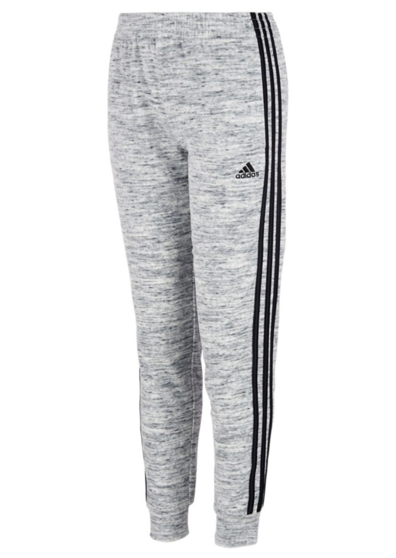 adidas Toddler Girls Velour Jogger Pants