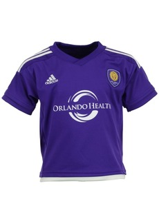 adidas Toddlers' Orlando City Sc Replica Primary Jersey