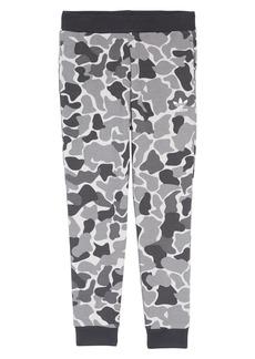 adidas Trefoil Fleece Sweatpants (Big Boys)