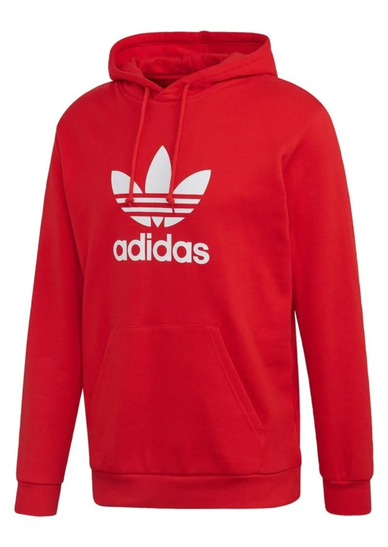 Adidas Trefoil French Terry Hoodie