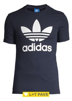 Adidas Trefoil Graphic Tee