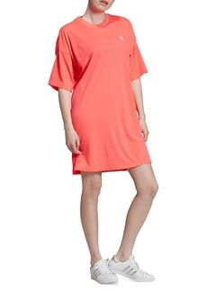 Adidas Trefoil Logo Shirt Dress