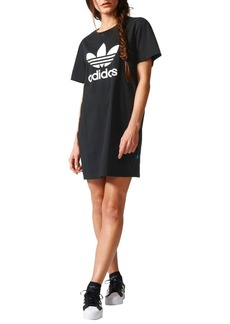 adidas Trefoil Logo T-Shirt Dress