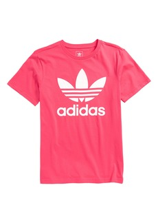 adidas Trefoil Tee (Big Girls)