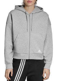 Adidas Triple Stripe Hoodie
