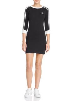 Adidas Triple Stripe T-Shirt Dress
