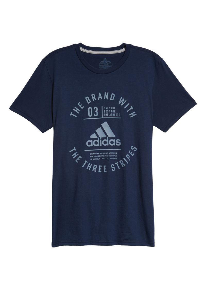 On Sale today! Adidas adidas TSL Emblem T Shirt
