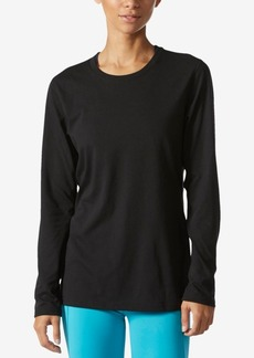 adidas Ultimate ClimaLite Long-Sleeve Training Top