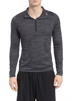 adidas Ultimate Tech Quarter Zip Pullover