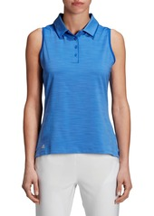 adidas Ultimate365 Sleeveless Golf Polo