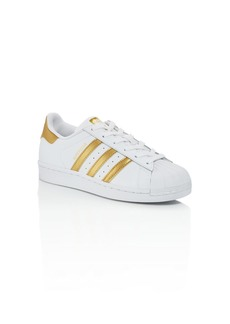Adidas Unisex Superstar Sneakers - Big Kid