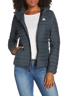 adidas Varilite Water Repellent Hooded 600-Fill-Power Down Jacket