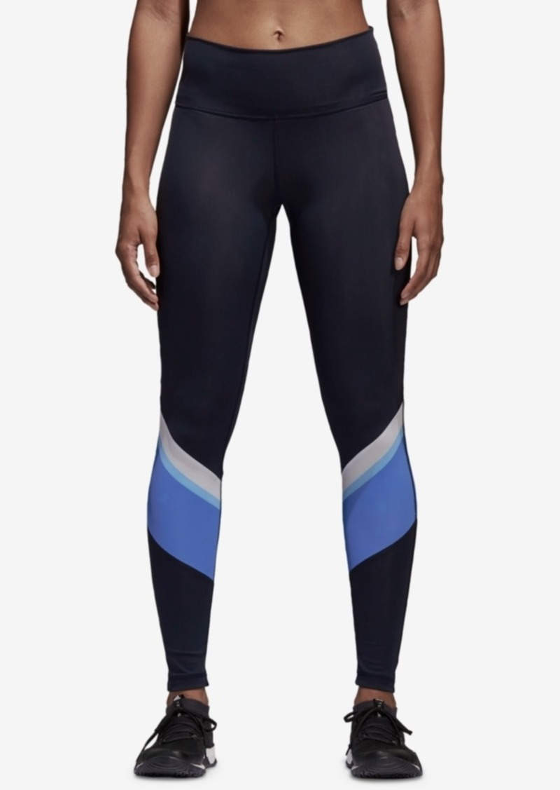 5b1172cc2267 On Sale today! Adidas adidas Wanderlust Colorblocked High-Waist ...