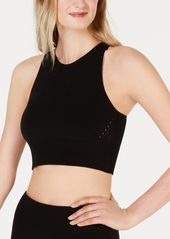 adidas Warp Knit Cropped Training Tank Top