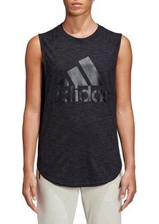 Adidas Winners Logo Tank Top