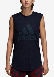 adidas Winners Muscle Tank Top