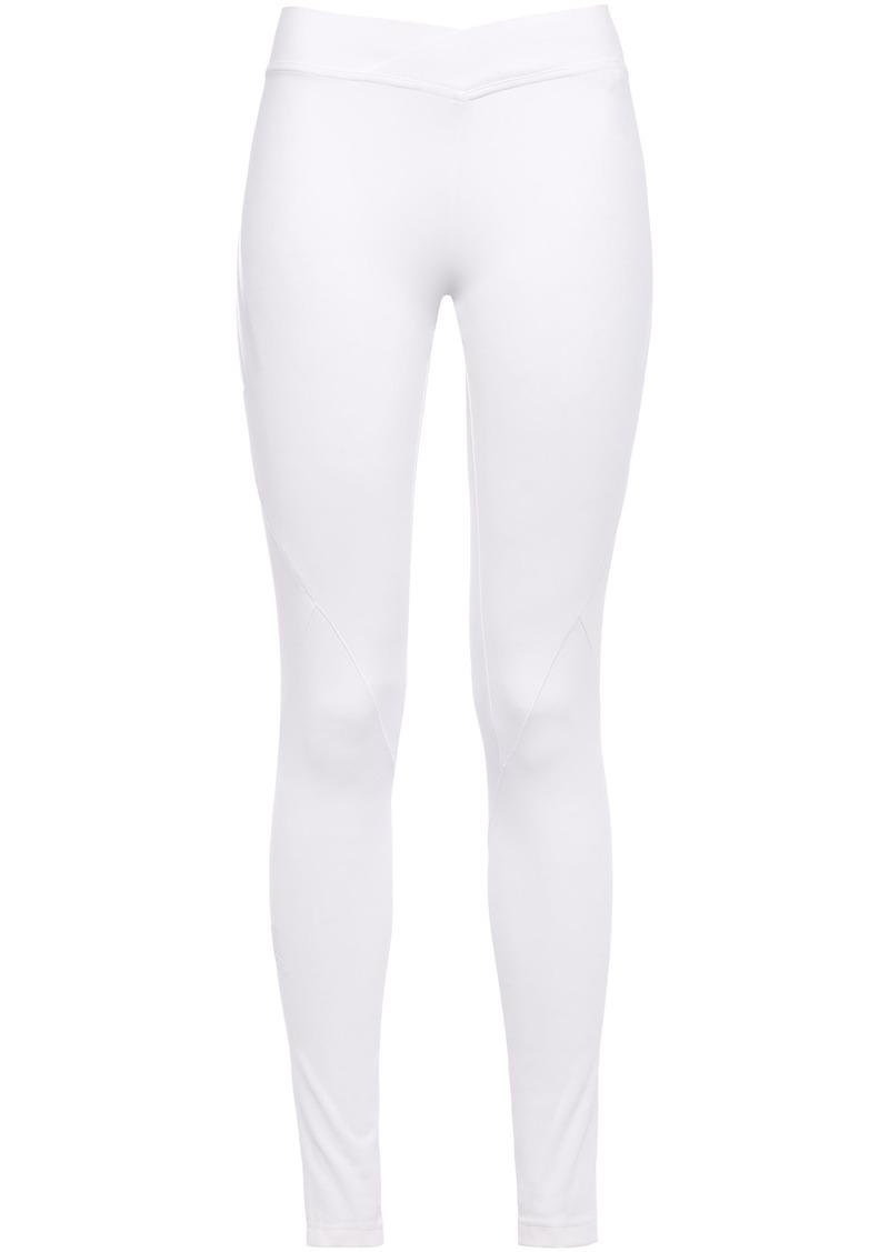 Adidas Woman Stretch Leggings White