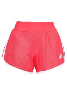 Adidas Woman Woven Shorts Coral
