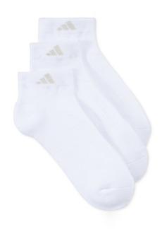 Adidas Women's 3-Pk. Low-Cut Cushion Socks