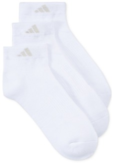 Adidas Women's 3-Pk. Low-Cut Cushion Socks