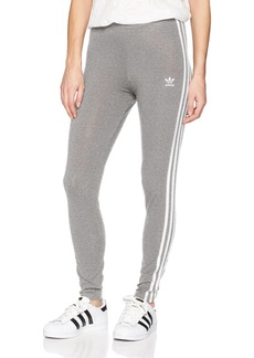 Adidas Women's 3 Stripes Leggings  XL