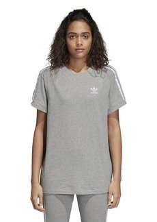 Adidas Women's 3 Stripes Tee  L