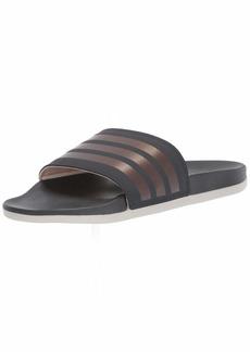 adidas Women's Adilette Comfort Swim Shoe   M US