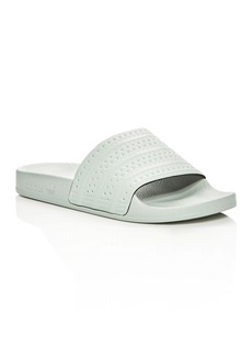Adidas Women's Adilette Embossed Slide Sandals