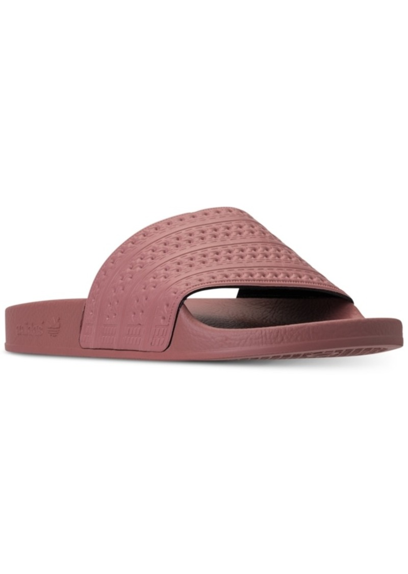 bd74709d4f3 Adidas adidas Women s Adilette Slide Sandals from Finish Line