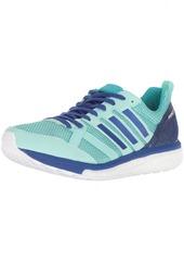 adidas Women's Adizero Tempo 9 Running Shoe Clear Mint/Mystery Ink/hi-res Aqua