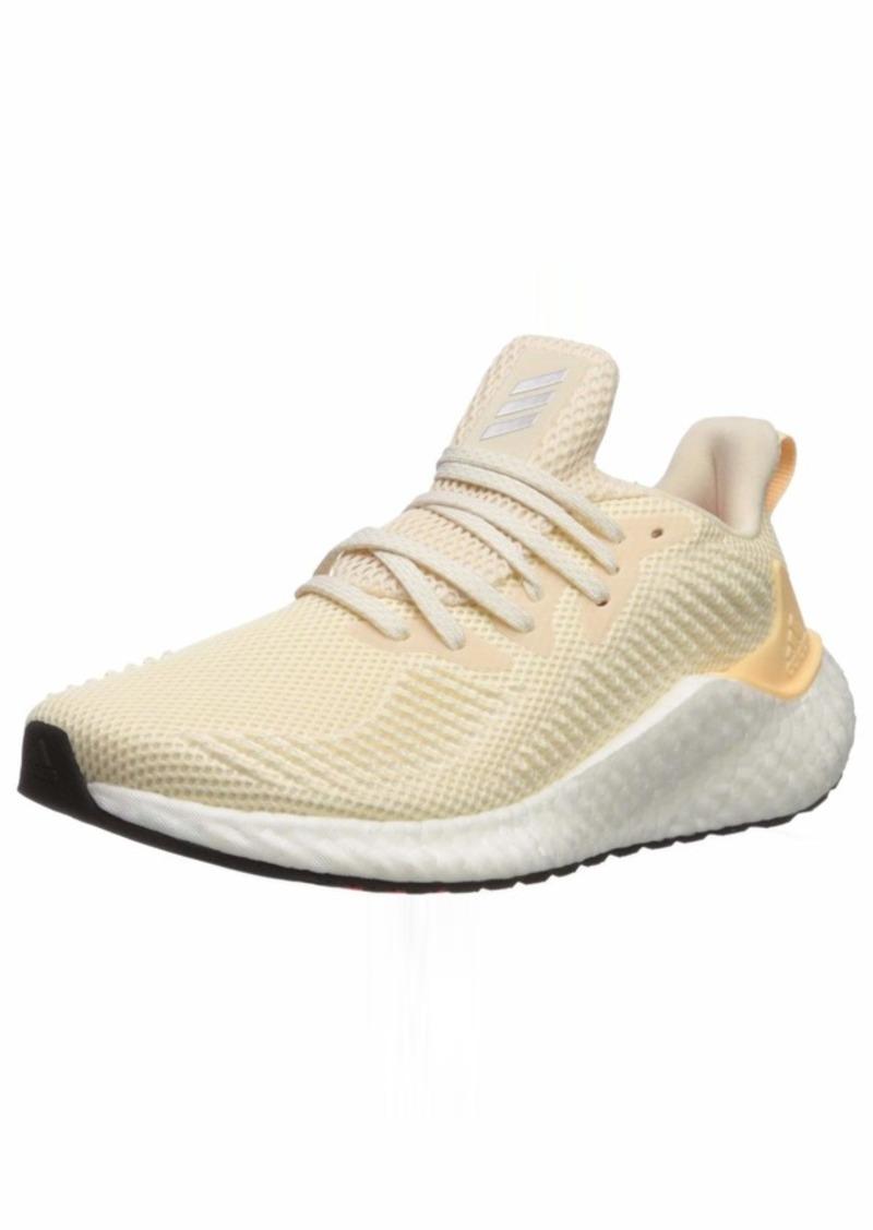 adidas Women's Alphaboost Running Shoe   M US