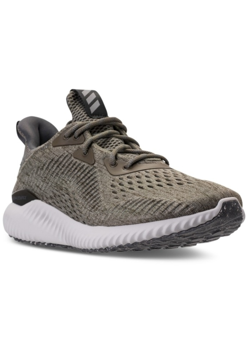 0a2a26723 Adidas adidas Women s AlphaBounce Em Running Sneakers from Finish ...
