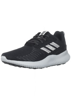 adidas Women's Alphabounce rc w Running Shoe core Black/Metallic Silver/Grey Five  M US