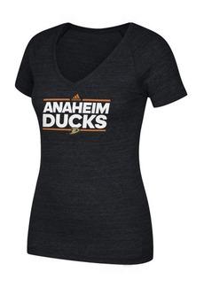 adidas Women's Anaheim Ducks Dassler T-Shirt