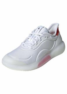 adidas Women's aSMC Court Boost WBD Tennis Shoe   M US