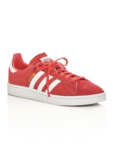 Adidas Women's Campus Nubuck Lace Up Sneakers