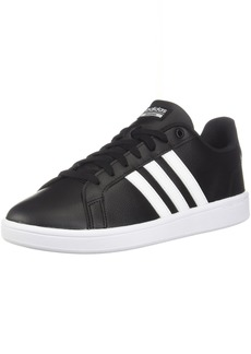 adidas Women's Cf Advantage Sneaker White/Black  M US