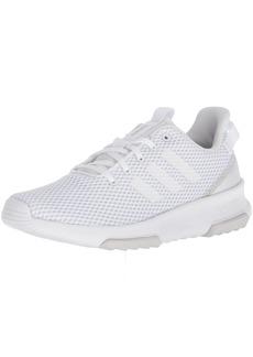 adidas Women's CF Racer TR W Running Shoe white/white/matte silver