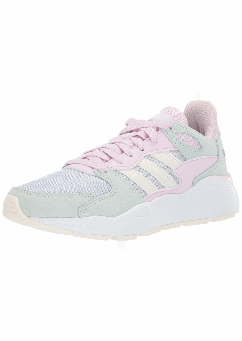 adidas Women's Chaos Sneaker aero Blue/Cloud White/ice Mint  M US