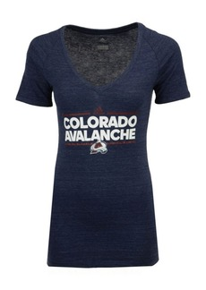 adidas Women's Colorado Avalanche Dassler T-Shirt