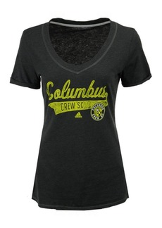 adidas Women's Columbus Crew Sc Tail Stack T-Shirt