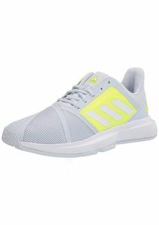 adidas Women's Courtjam Bounce Tennis Shoe