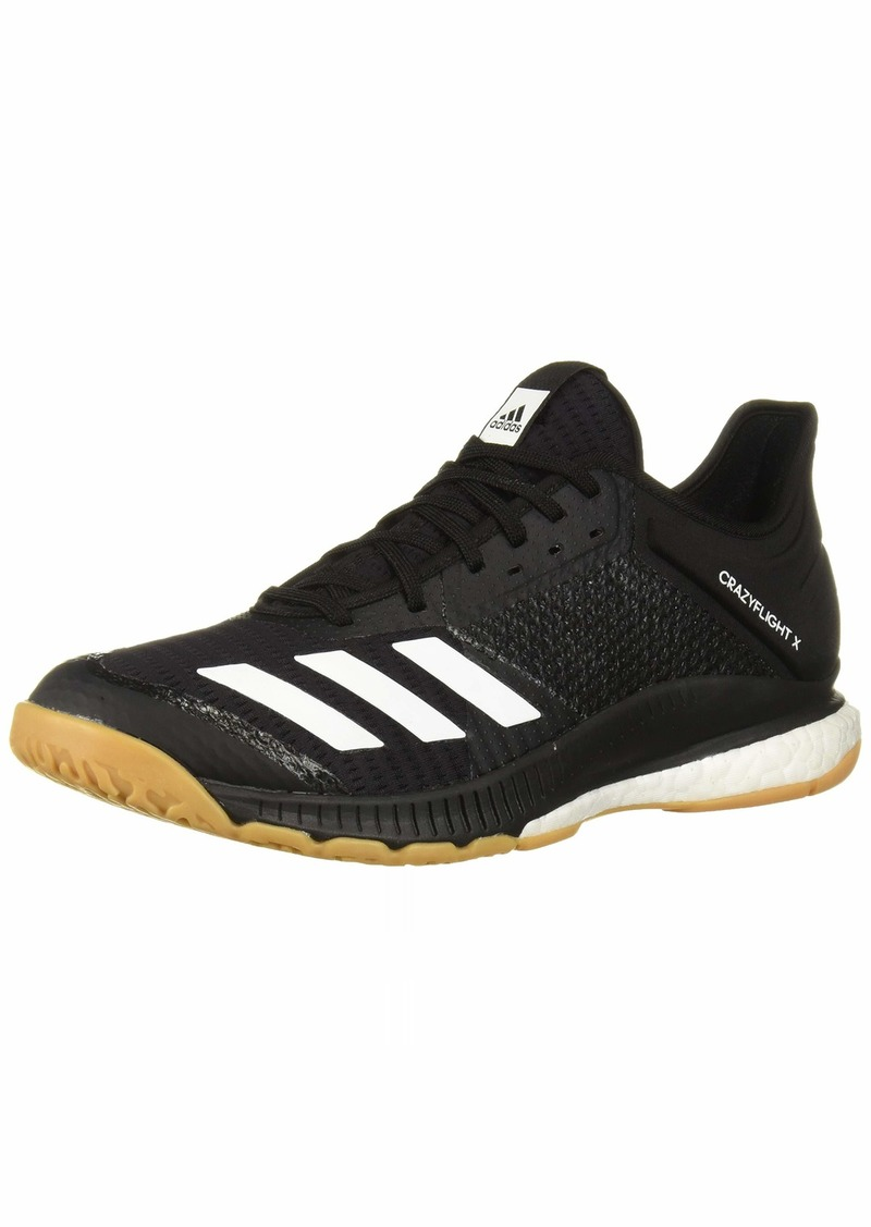 adidas Women's Crazyflight X 3 Volleyball Shoe   M US
