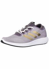 adidas Women's Edge Flex w Running Shoe Soft Vision/Copper met./ Vision Shade  Standard US Width US