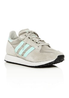 Adidas Women's Forest Grove Lace Up Sneakers